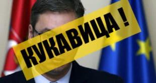 КУКАВИЦА НЕ СМЕ МЕЂУ НАРОД – Вучић отказао долазак у Орашац!