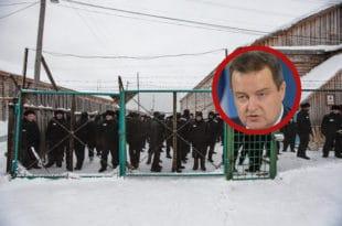 Ти ћеш ЦРВЕНО ВЕЛЕИЗДАЈНИЧКО КРМЕ да завршиш у руској кажњеничкој колонији у Сибиру! 2