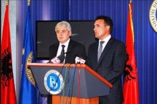 МАКЕДОНИЈА ТОНЕ СВЕ ДУБЉЕ: Заједно са ШИПТАРИМА славе бомбардовање СРБИЈЕ! 2