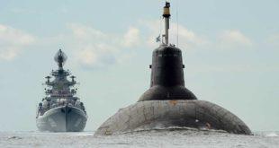 """ПОДВОДНИ РАКЕТОДРОМИ: Руси планирају да два преостала """"Тајфуна"""" опреме са чак 400 ракета """"Калибaр""""?!"""