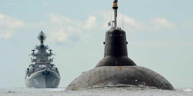 """ПОДВОДНИ РАКЕТОДРОМИ: Руси планирају да два преостала """"Тајфуна"""" опреме са чак 400 ракета """"Калибaр""""?! 1"""