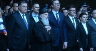 Стаматовић: Нечасно је да се партријарх Иринеј бави пропагандом у корист Вучића 3