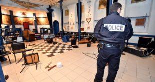 ПАРИЗ: Жути прслуци разбуцали масонску ложу (видео) 7