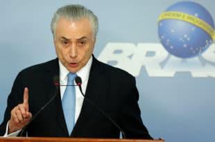 Ухапшен бивши председник Бразила