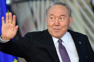 Назарбајев поднео оставку