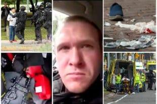 У нападу на две џамије на Новом Зеланду најмање 50 убијених и 47 рањених (видео 18+)