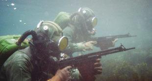 """Под ознаком """"тајно"""": Како раде подводне специјалне снаге на Балтику (видео)"""