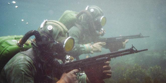 """Под ознаком """"тајно"""": Како раде подводне специјалне снаге на Балтику (видео) 1"""