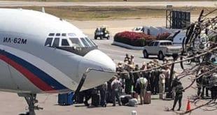 Сто руских официра – на челу са генералом Тонкошкуровом – стигло у Венецуелу