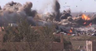 Жестока битка око последњег упоришта ДАЕШ-а у Сирији (видео)