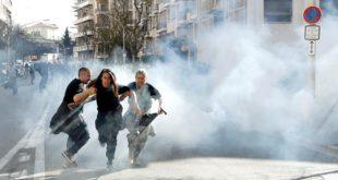 Тактику променили и Жути прслуци и француска полиција – сузавац у неколико великих градова