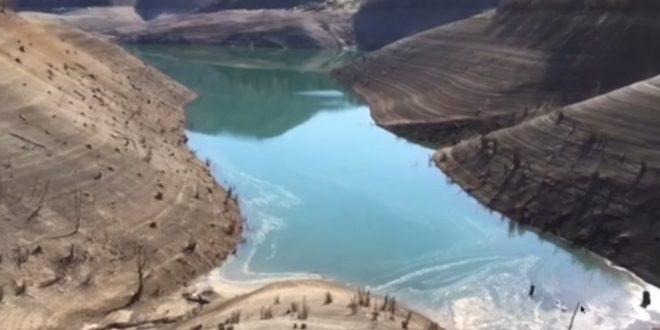 Некад било језеро Заовине, данас изгледа овако (видео) 1