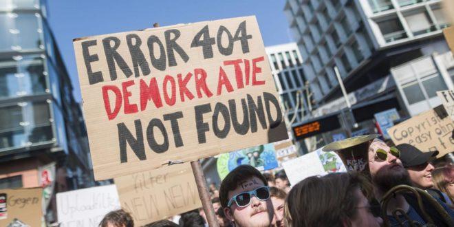 """""""Мрачни дан за интернет"""": Парламент ЕУ изгласао контроверзну реформу ауторских права 1"""