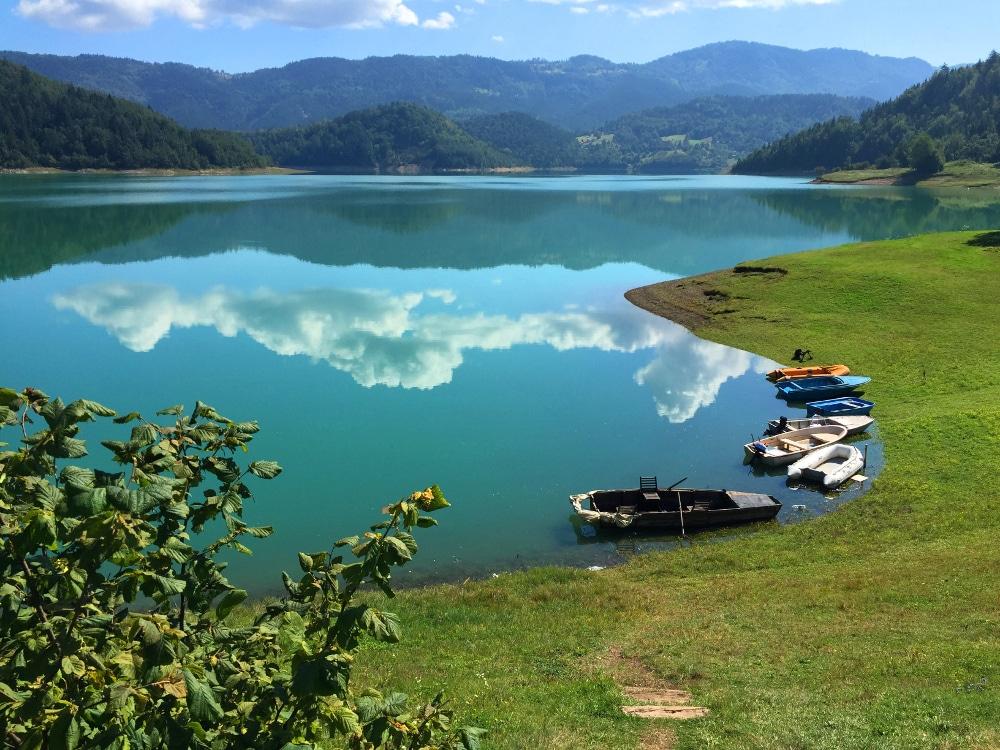 Некад било језеро Заовине, данас изгледа овако (видео) 2