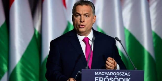 Орбан оштро критиковао ЕУ Паганију због укидањa слободе говора када је у питању ЛГБТ покрет