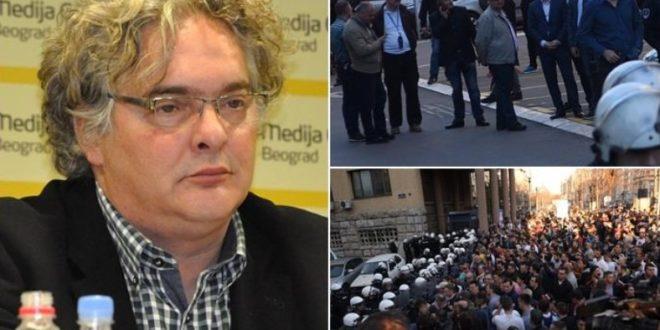 Адвокат Гајић: Ухапшени момци су пребијени од стране полиције по налогу министра Стефановића 1