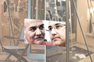 """Петнаестак криминалаца са фантомкама, секирама и палицама демолирали улаз хотела """"Шумадија"""", претходили преговори око продаје које је водио отац Небојше Стефановића"""