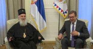 Савез за Србију у писму патријарху Иринеју: Отворено сте стали на страну власти