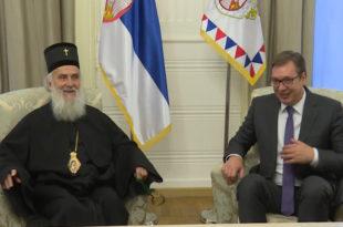 Савез за Србију у писму патријарху Иринеју: Отворено сте стали на страну власти 6