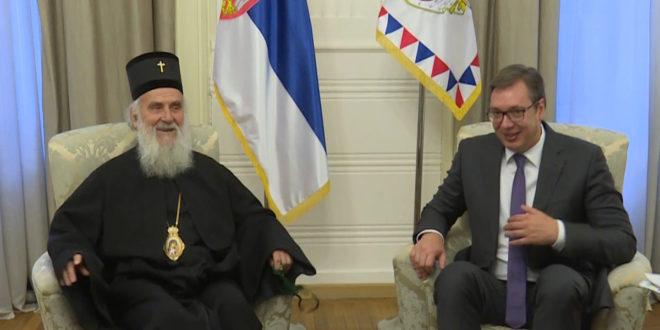 Савез за Србију у писму патријарху Иринеју: Отворено сте стали на страну власти 1