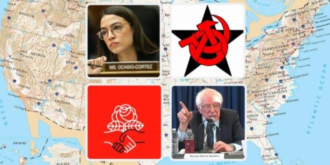 Трампове присталице објавиле да почињу борбу против – америчког социјализма 1