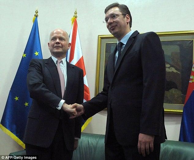 Зашто Блер и Британци саветују Владу Србије? 8