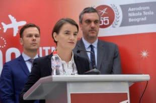 """Вучићев лоповски режим и даље крије уговор о концесији за аеродром """"Никола Тесла"""" 2"""