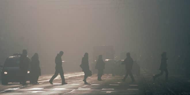 Србија пета по загађености ваздуха у Европи 1