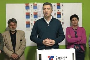 Бошко Обрадовић: 13. априла цела Србија СТАЈЕ – Ово није борба за смену власти, већ за правду 6