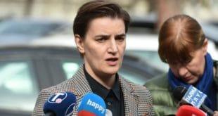 Брнабић: Резултате нашег рада грађани ће видети за четири, пет година