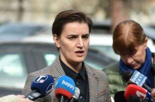 Брнабић: Резултате нашег рада грађани ће видети за четири, пет година 3