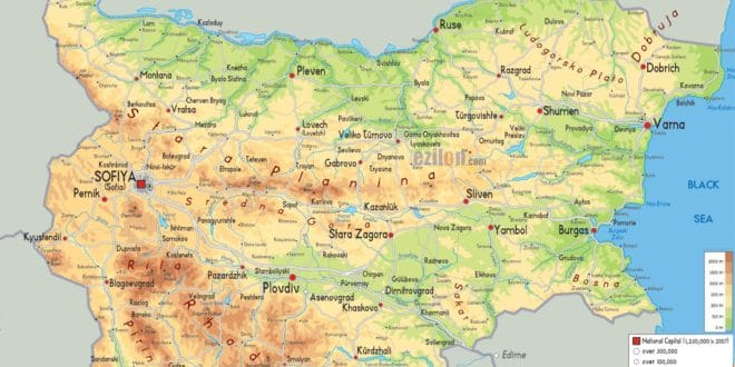 Бугарска од пада комунистичког режима 1989. изгубила два милиона становника 1