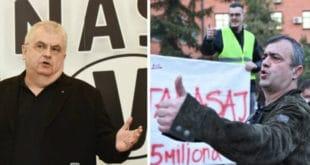 Боли нас кита за Чанка и ваше удбашке намештаљке, спинуј мало Косово и режимски криминал и корупцију! 3