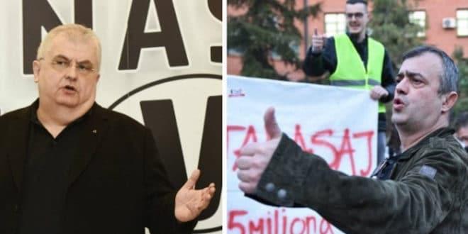 Боли нас кита за Чанка и ваше удбашке намештаљке, спинуј мало Косово и режимски криминал и корупцију! 1