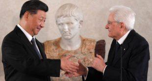 Си Ђинпинг у Риму: Кина жели узајамне трговинске размене и улагања у оба смера