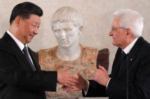 Си Ђинпинг у Риму: Кина жели узајамне трговинске размене и улагања у оба смера 3