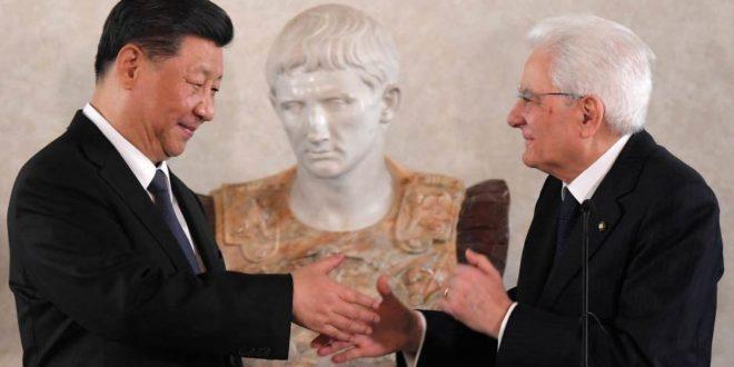 Си Ђинпинг у Риму: Кина жели узајамне трговинске размене и улагања у оба смера 1