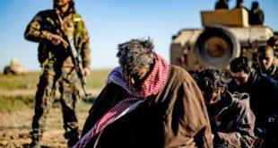 ВИШЕ ОД 1.000 ЏИХАДИСТА У ЗАРОБЉЕНИШТВУ: Сирија тражи међународни суд за стране терористе