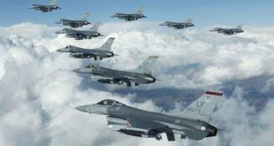 Румунија набавља 36 ловаца Ф-16