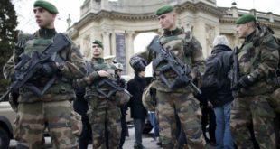 Макрон против Жутих прслука у суботу изводи војну антитерористичку јединицу