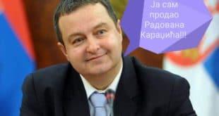 Ја сам продао Радована Караџића! 12