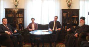 Миливојевић: СПЦ и државни врх не могу да имају исти став о Kосову 4