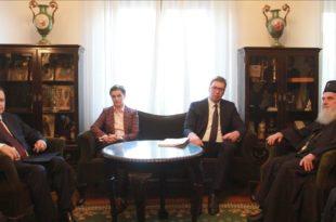 Миливојевић: СПЦ и државни врх не могу да имају исти став о Kосову