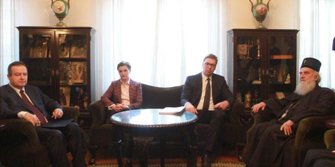 Миливојевић: СПЦ и државни врх не могу да имају исти став о Kосову 1