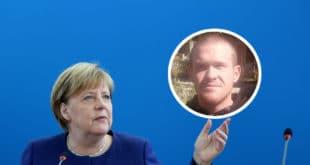Тарант: Меркелова је мајка свега антибелог и антигерманског – расно је очистила Европу од Европљана