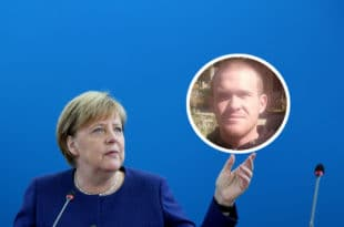 Тарант: Меркелова је мајка свега антибелог и антигерманског - расно је очистила Европу од Европљана