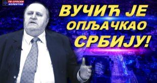 """Милован Бркић: """"Вучић је опљачкао Србију за преко милијарду евра""""! (видео) 11"""