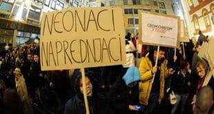 Србија: 28 година протеста – захтеви углавном исти 4
