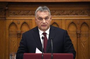 Мађарска влада одбила Макронов позив за одбацивање национализма на изборима