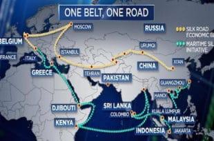 """Италија се придружује кинеској иницијативи """"Један појас, један пут"""" упркос претњaма САД 4"""